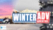 winter adv raid2roues a moto sur piste ski la coliane