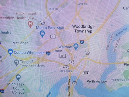 Welcoming Woodbridge, NJ to the teaching roster...