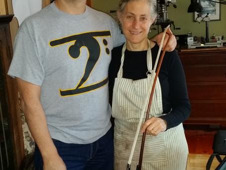 A Visit To Sue Lipkin's Shop