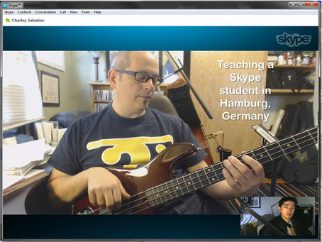 Skype Lessons Storm Europe!!!!