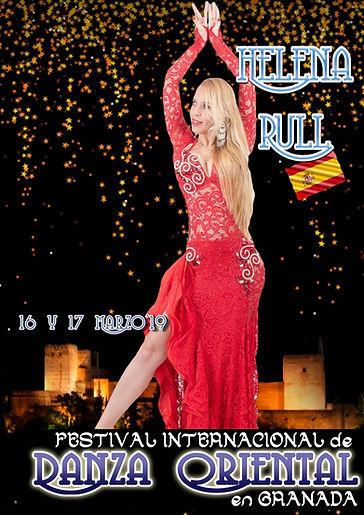 Helena Rull Danza Oriental Granada