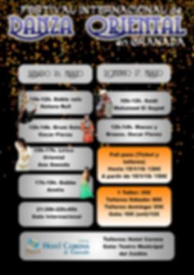 Festival Internacional de Danza Oriental