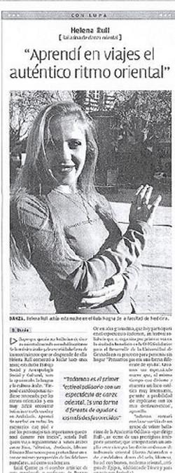 Entrevista de Helena Rull