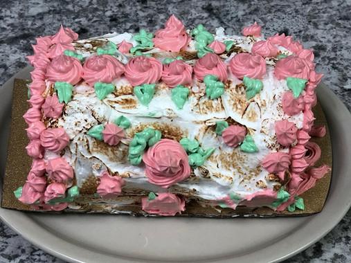 Coconut Cake Roll - Brazo Gitano