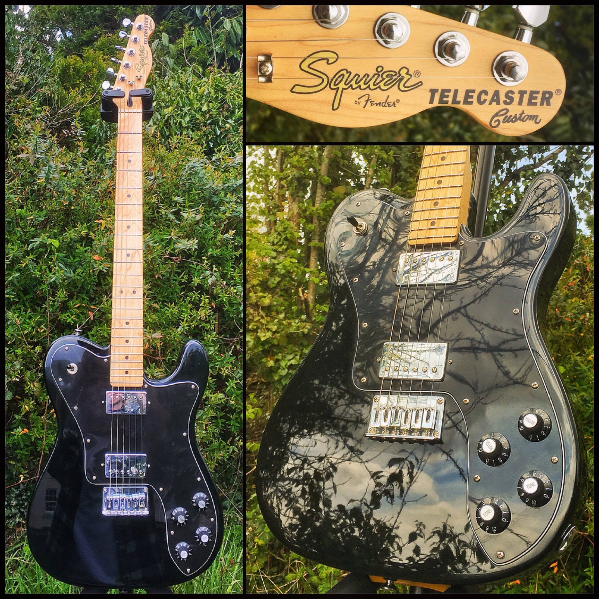 Squire Custom Tele