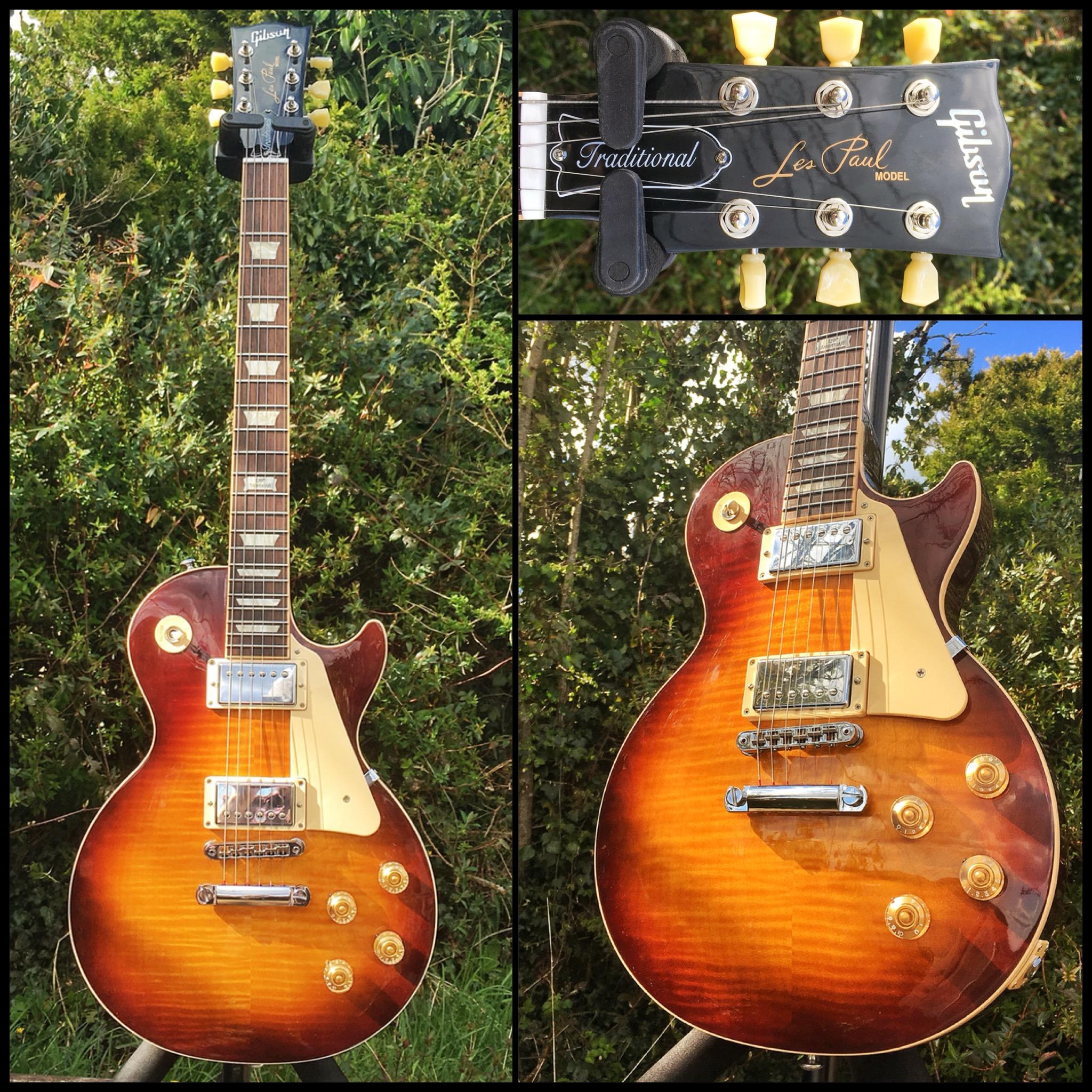 Gibson 120th anniversary
