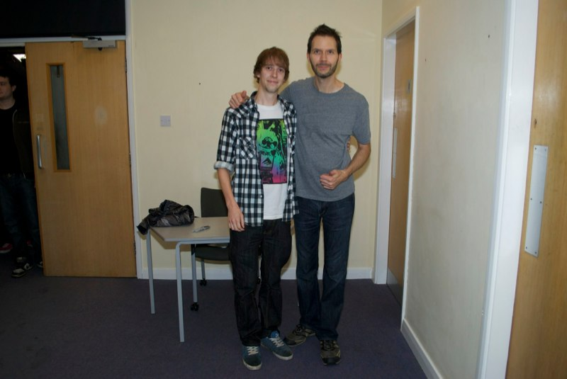 me with paul gilbert