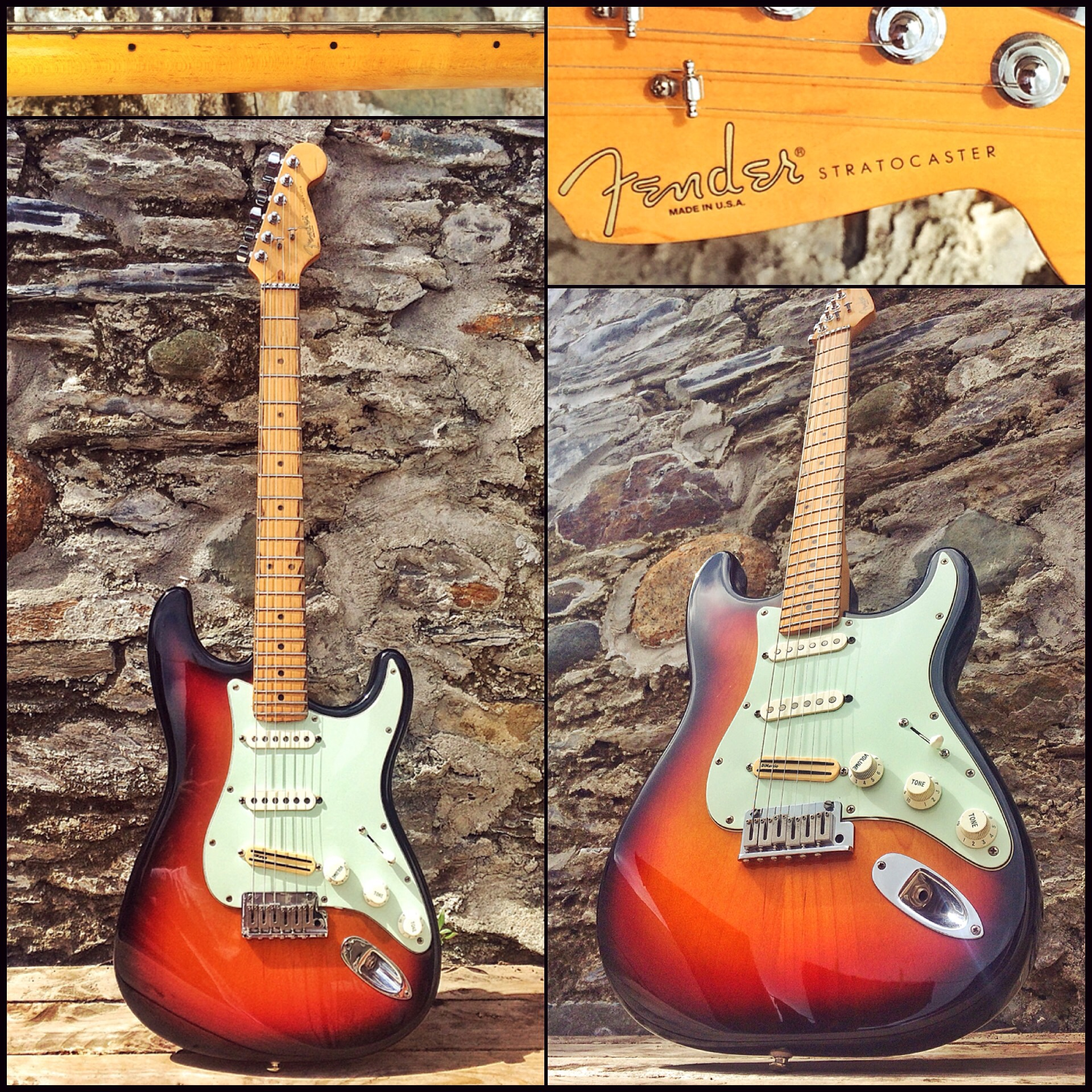 Fender U.S.A 1993