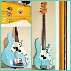 Fender Squire precision Bass
