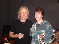 Me with Andy Timmons