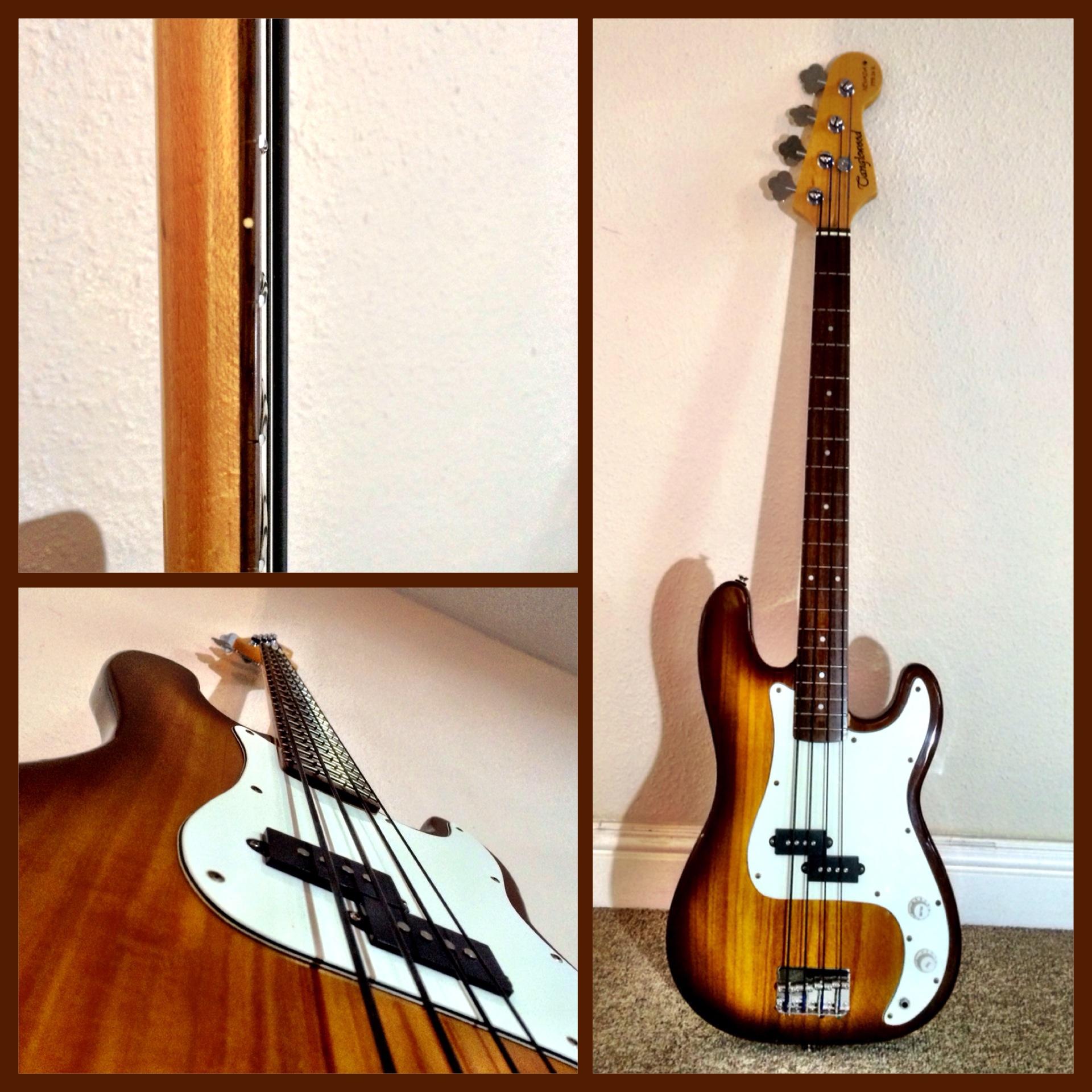 Tanglewood bass