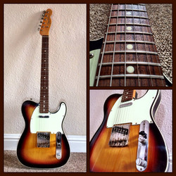 Japanese Fender telecaster