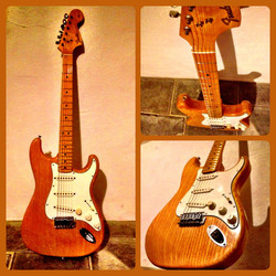 Japanese Fender