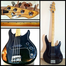 Peavy Bass
