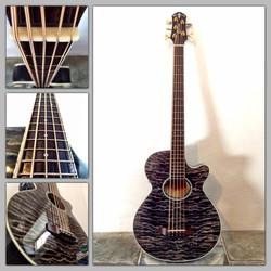 Crafter 5 string bass