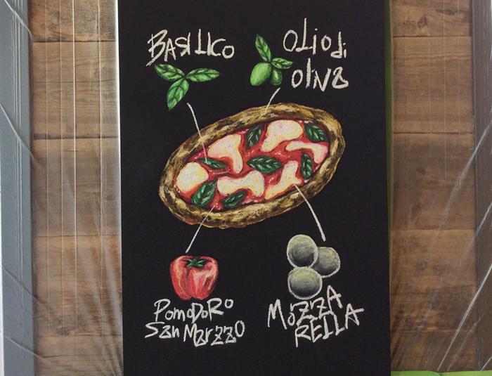 イタリアン飲食店舗 ピザ
