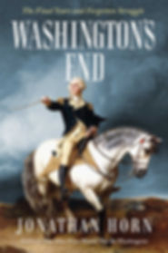 Washington's End - Cover