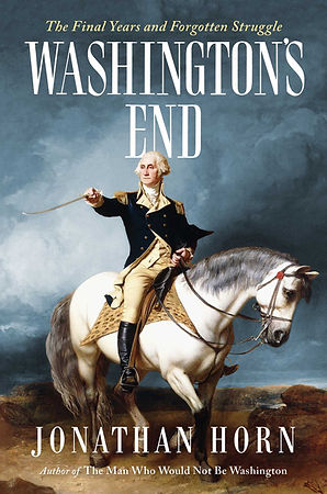 Washinton's End Cover