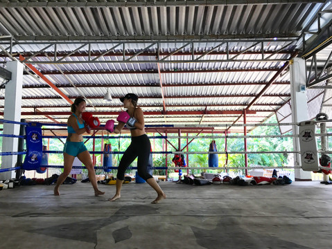 Phuket: Muay Thai Weekend & Elephant Sanctuary