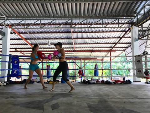 Phuket: Muay Thai Weekend & Elephant Sanctuary