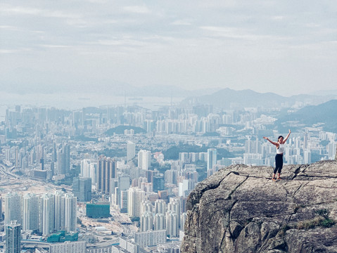 Hong Kong's Most Instagram Worthy Hike - Suicide Cliff
