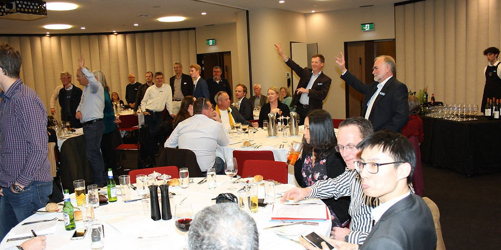 Canberra Aero Club Annual Dinner 2018