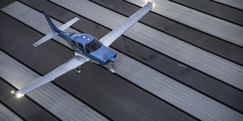 Cirrus Aircraft Tour- Canberra