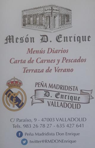 MesónDEnrique