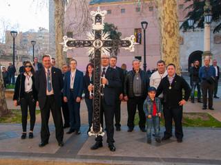 Via Crucis de Cuaresma organizado por la Sagrada Pasión - 16 de Marzo