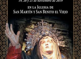 Solemne Triduo en honor de la festividad de Ntra. Sra. de la Piedad.