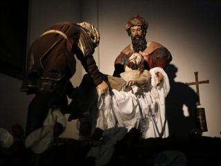 25 AÑOS CRISTO DE LA CRUZ A MARÍA