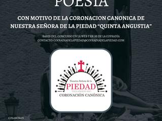 """IV CONCURSO DE POESIA """"Coronación Canónica"""""""