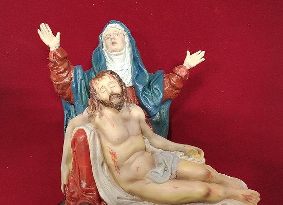 Talla Virgen
