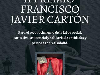 II Premio Francisco Javier Cartón
