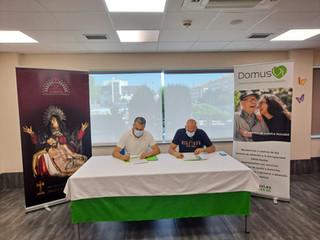 Convenio de Cooperación con la residencia DomusVi