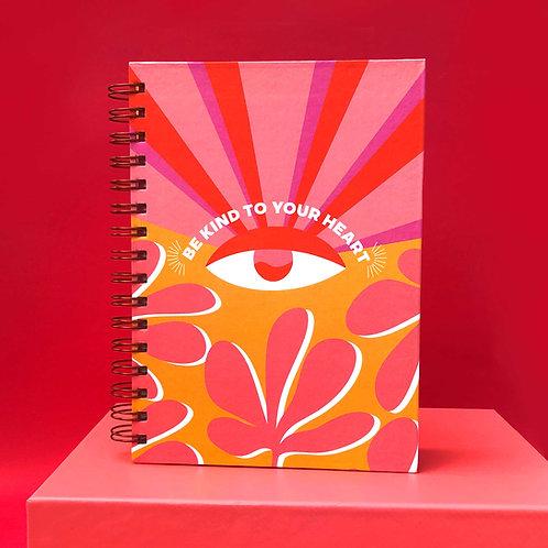 Caderno Be Kind