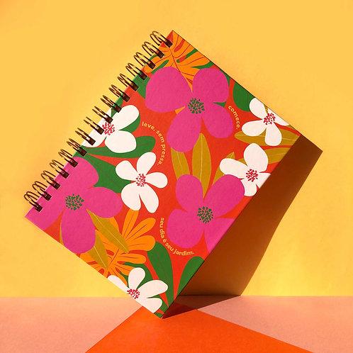 Caderno Seu Jardim
