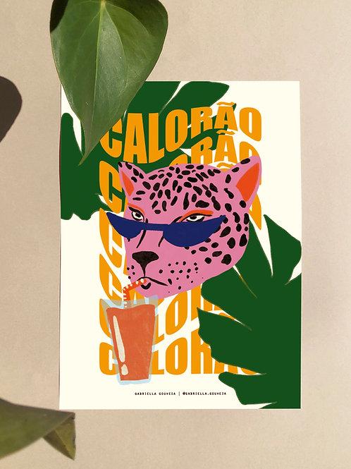 CALORÃO - PRINT A4
