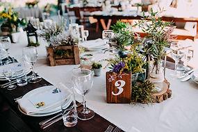 Wedding at Jack's Barn