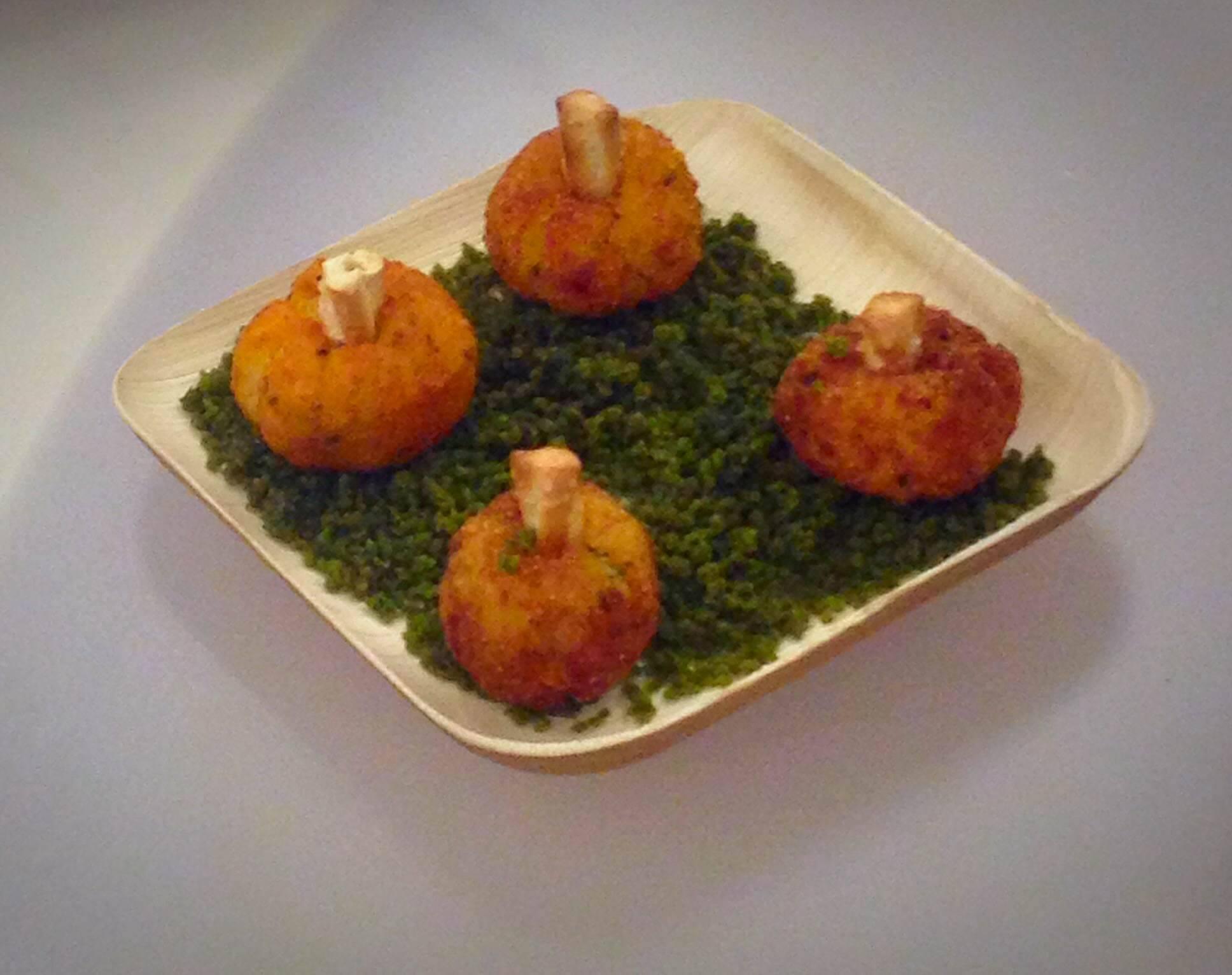 Pumpkin Arancini