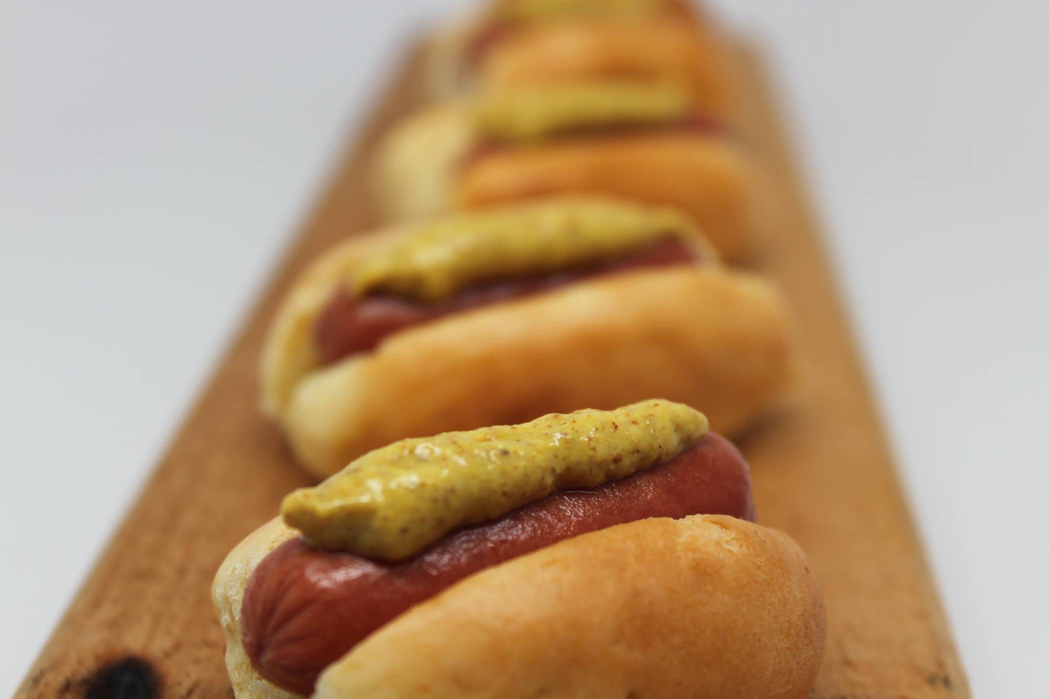 Mini Game Day Hot Dogs
