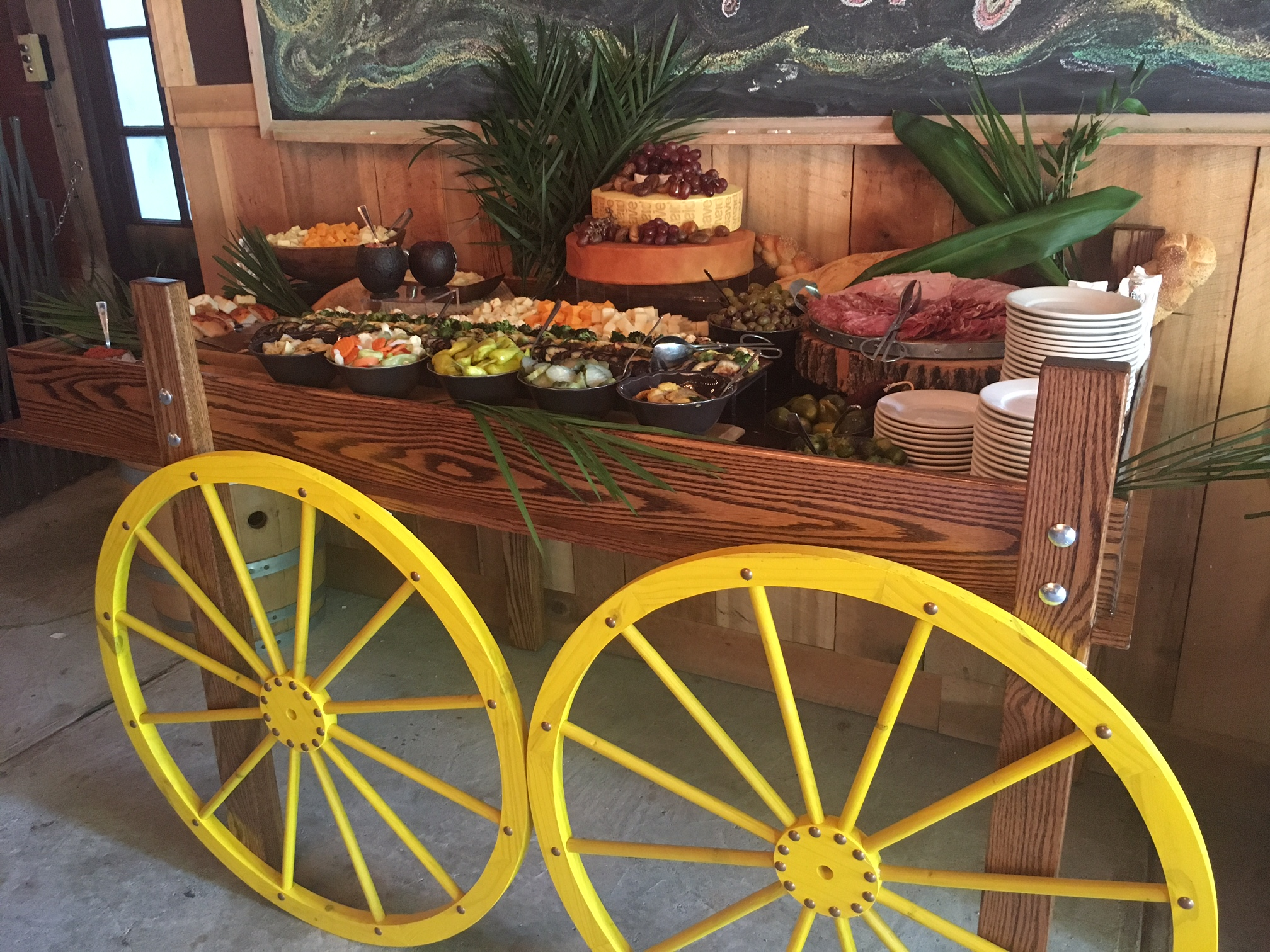 Farm Stand Table