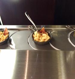 Mac N Cheese on a Conveyor Belts