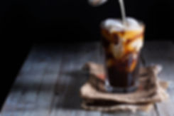 Iced Collagen Protien Coffee