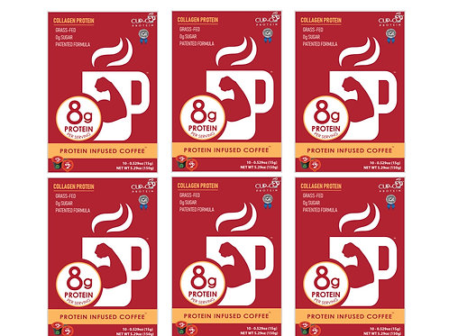 CUP-O Protein Infused Coffee™ - 60 count
