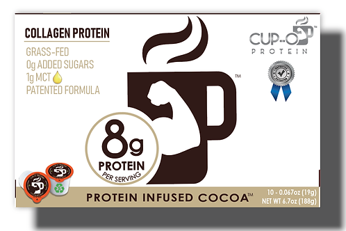 CUP-O Protein Infused Cocoa™ - 10 count