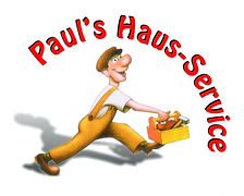 Schreinerei Liechtenstein, Schreinerei Rheintal, Paul's Haus-Service