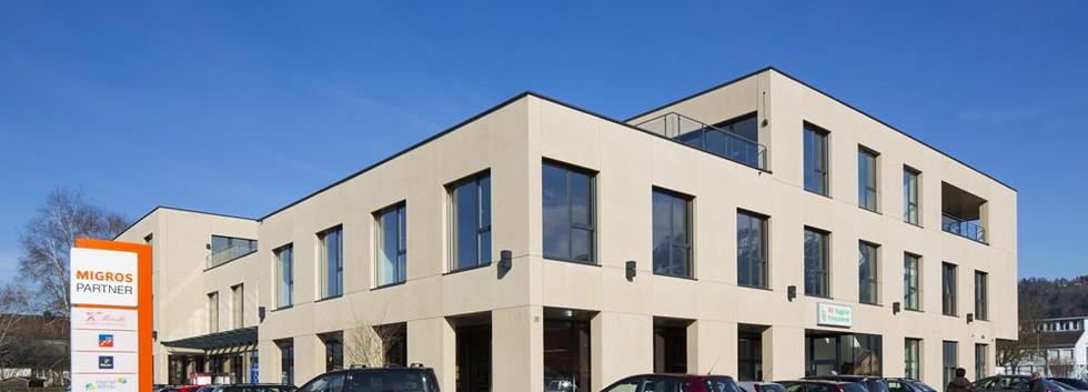 Gewerbegebäude Ruggell
