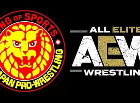 Update On AEW/NJPW United States Relationship