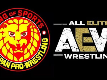 Update On AEW/NJPW United States Relationship
